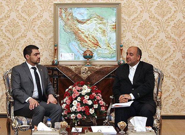 دیدار رئیس و اعضا گروه دوستی پارلمانی ایران با سفیر مکزیک در تهران