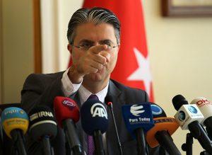 برگزاری نشست خبری سفیر ترکیه در سالگرد کودتای نافرجام