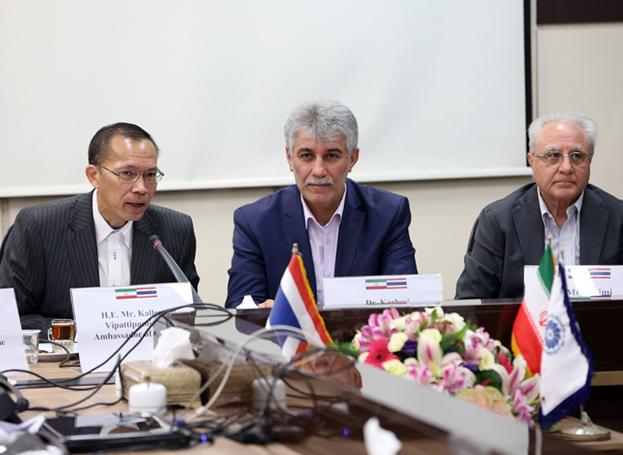 سفیر تایلند: تفاهمنامه های اقتصادی ایران و تایلند باید اجرایی شود