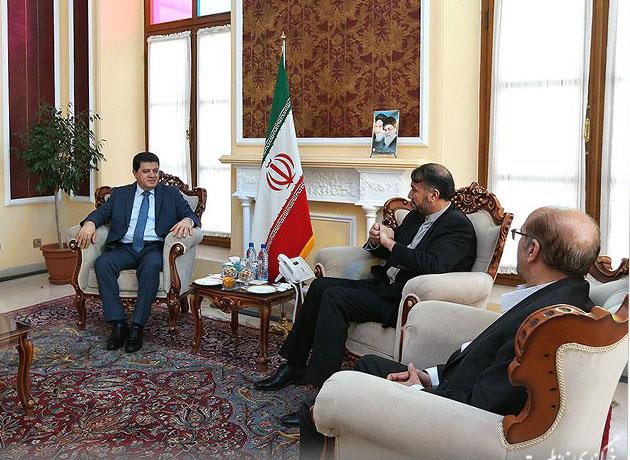 تاکید امیرعبداللهیان بر تداوم حمایت های جمهوری اسلامی ایران از سوریه