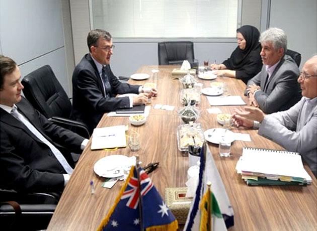 آمادگی استرالیا برای همکاری معدنی با ایران