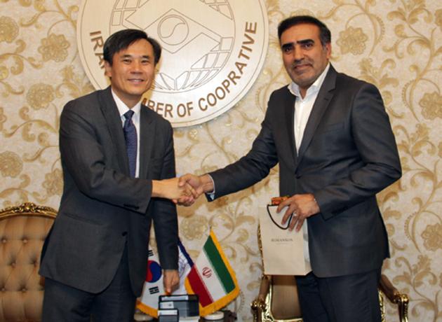 گسترش مناسبات ایران و کرهجنوبی در بخش تعاون