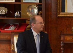 همیش مکمستر سفیر جدید نیوزیلند در تهران شد