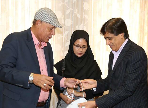سفیر آفریقای جنوبی در ایران خواستار خواهر خواندگی بین بندرعباس و بندر دوربان شد