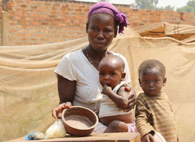 سازمان ملل: تعداد گرسنگان جهان پس از یک دهه کاهش بار دیگر افزایش یافته است