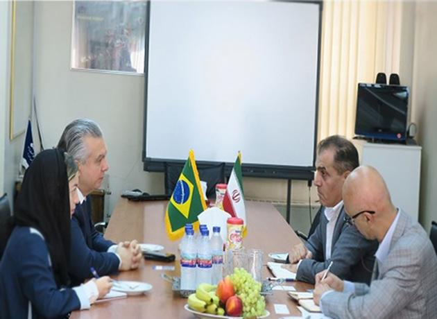 تمایل برزیل برای مشارکت در توسعه میادین نفتی دریای خزر