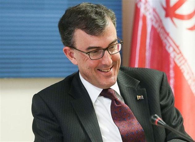 سفیر استرالیا: برجام فرصت های اقتصادی مطلوبی در ایران ایجاد کرده است