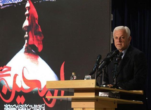 افتتاح رادیو اربعین با حضور سفیر عراق در ایران