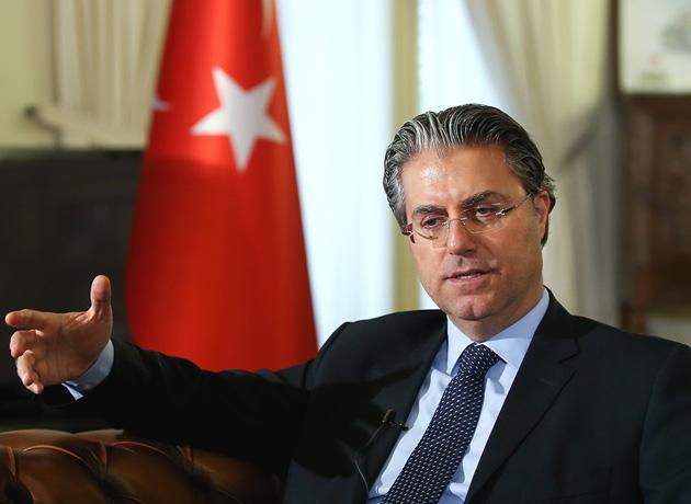 سفیر ترکیه در تهران: رهبران اقلیم کردستان از گام اشتباه خودشان برگردند
