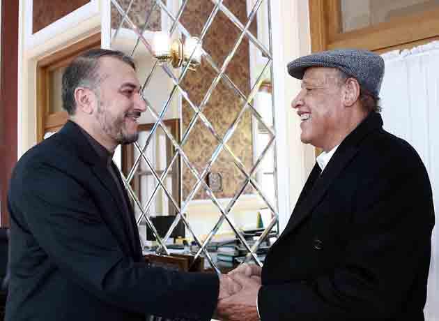 دیدار خداحافظی سفیر آفریقای جنوبی با امیرعبداللهیان