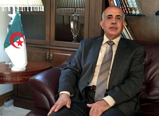 عبدالمنعم احریز: الجزایر به دنبال تحقق مردمسالاری است.