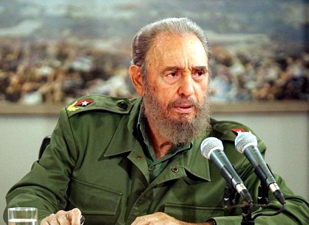 بیانیه سفارت کوبا در تهران در اولین سالگرد درگذشت فیدل کاسترو