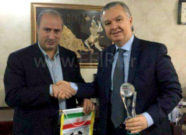 سفیر برزیل در ایران از بازی تیم ملی فوتبال این کشور با تیم ملی ایران خبر داد