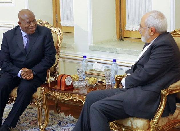تقدیم استوارنامه سفیر جدید جمهوری غنا در ایران