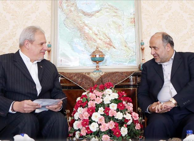 منصوری در دیدار با سفیر کوبا: ایران و کوبا در مبارزه با استکبار جهانی اشتراک دارند