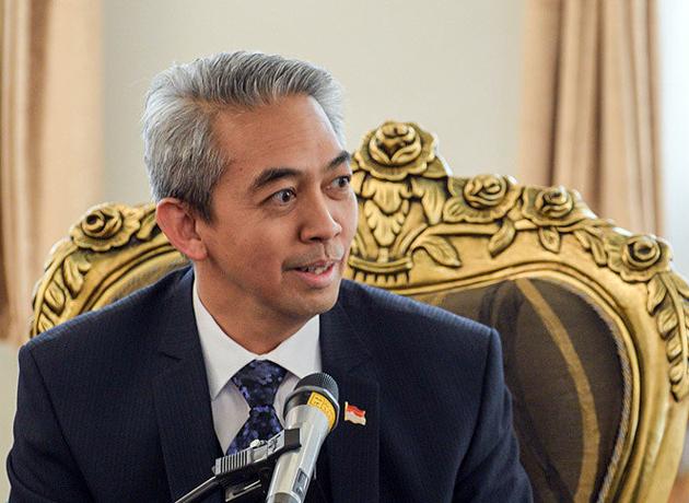 سفیر اندونزی: علاقهمند به گسترش همکاریها با تبریز هستیم