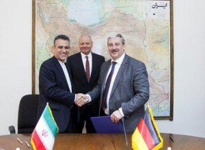 دیدار سفیر آلمان در ایران با رئیس مرکز نظام ایمنی هستهای