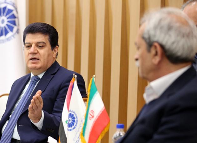 پیشنهاد سفیر سوریه برای تشکیل اتاق بازرگانی مشترک با ایران