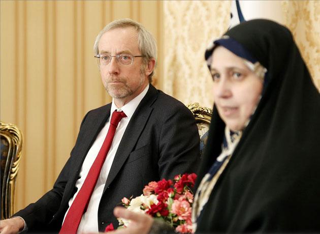 سفیر بلژیک در ایران بر تسریع در رفع موانع بانکی در روابط دو کشور تاکید کرد