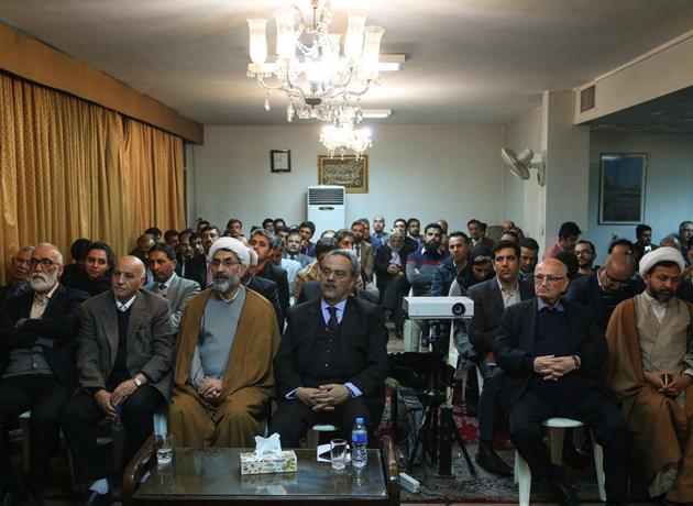 برگزاری مراسم روز همبستگی با کشمیر در سفارت پاکستان در تهران