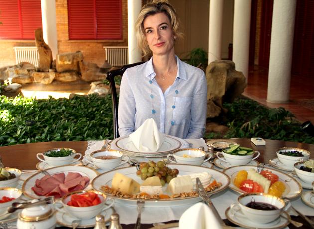 همسر سفیر ترکیه در ایران: زنان ایرانی از لحاظ اجتماعی جلوتر از مردان قرار دارند