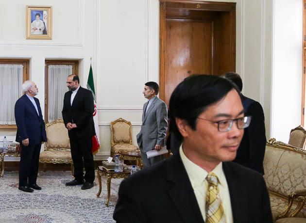 پایان ماموریت دیپلماتیک سفیر ویتنام در تهران