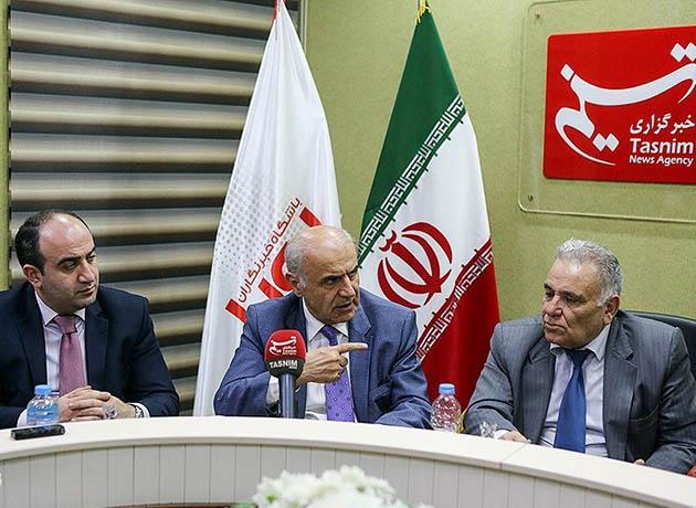 سفیر ارمنستان در گفتگو با تسنیم: ارمنستان میتواند پل ارتباطی بین ایران و اتحادیه اروپا باشد