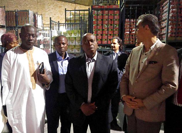 سفیر غنا: ماشین آلات کشاورزی همدان را خریداریم