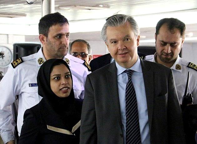 سفیر برزیل: اروندرود نقطه قوت تعامل اقتصادی آبادان است