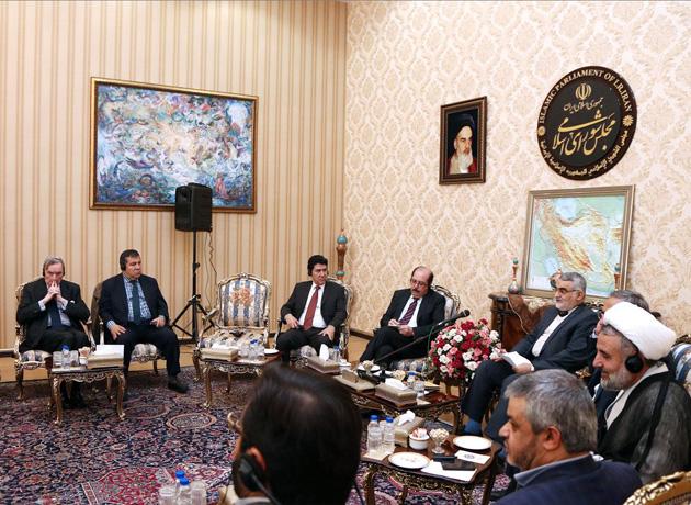 نشست سفیران کشورهای آمریکای لاتین با کمیسیون سیاست خارجی مجلس