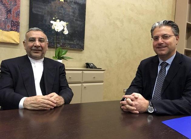 رایزنی سفیران ایران و ترکیه در آنکارا و تهران