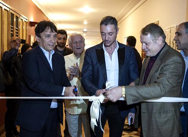 اولین نمایشگاه خارجی یک عکاس ایتالیایی در ایران