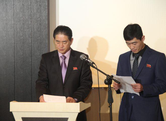 دیدار سفیر کره شمالی با رئیس سازمان اسناد و کتابخانه ملی