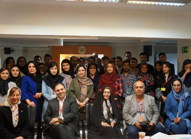 برگزاری کارگاه آموزشی بازیابی اطلاعات و اسناد برای دانشجویان دانشگاه تهران