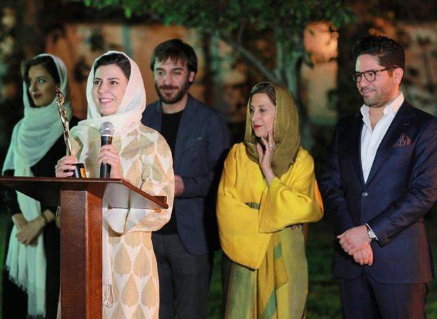 مراسم اهدا جوایز هفتمین جشنواره فیلمهای ایرانی در سفارت استرالیا