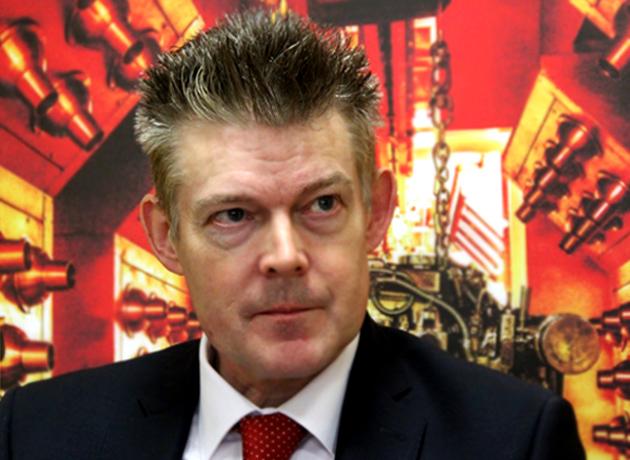 کیث ویلینگز: حل چالشهای بانکی با ایران یکی از اولویتهای دولت انگلیس است