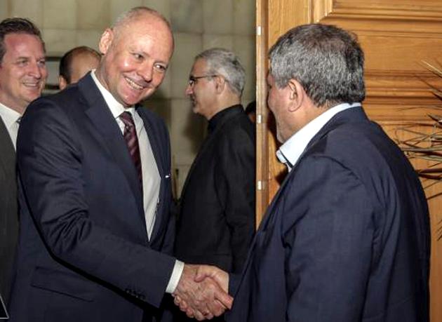 سفیر آلمان در دیدار با رییس شورای شهر تهران: آمادگی آلمان برای حمایت از شهر تهران در زمینه فناوری