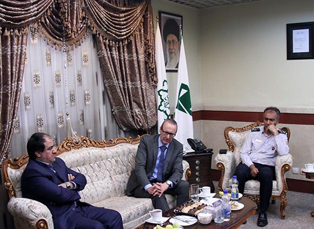 سفیر اتریش در ایران: برخورداری از منافع برجام حق ایران است