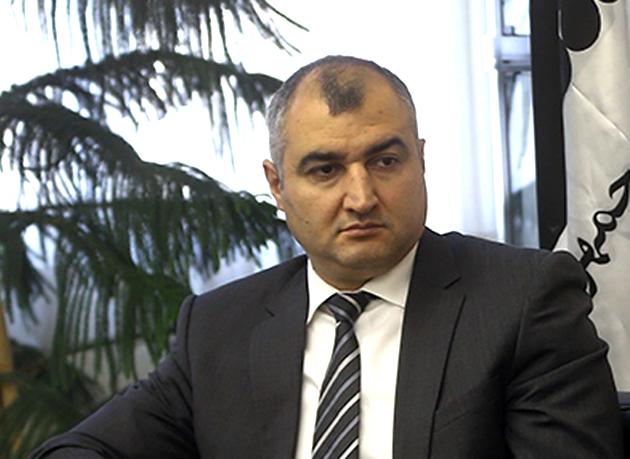دیدار و رایزنی رئیس سازمان راهداری و حمل ونقل جادهای با سفیر ترکمنستان در ایران