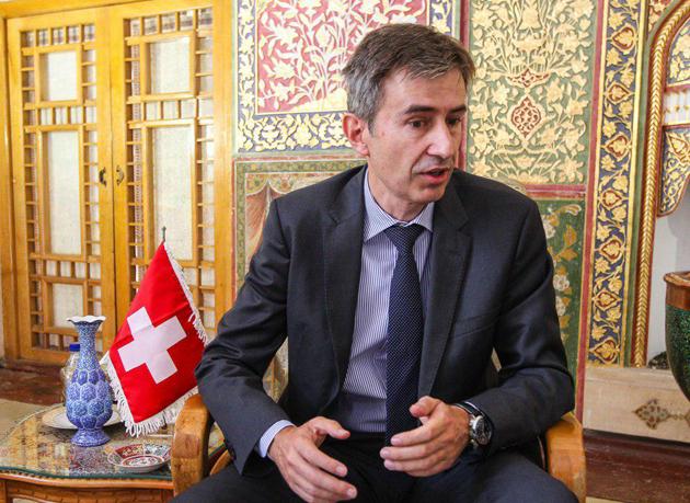 سوئیس در گردشگری همدان همکاری می کندسوئیس در گردشگری همدان همکاری می کند