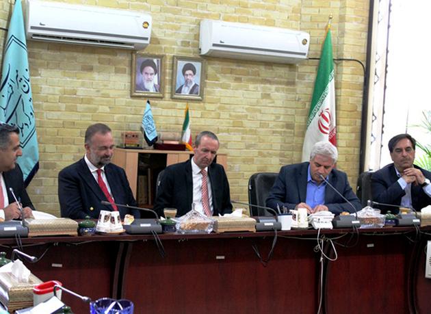 درخواست سفیر اتریش از معاون میراث فرهنگی: ایران کمیته سپر آبی تشکیل دهد