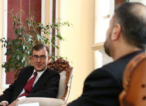 امیرعبداللهیان در دیدار سفیر استرالیا: هیچ کشوری اجازه دخالت در موضوع مستشاری ایران در سوریه را ندارد