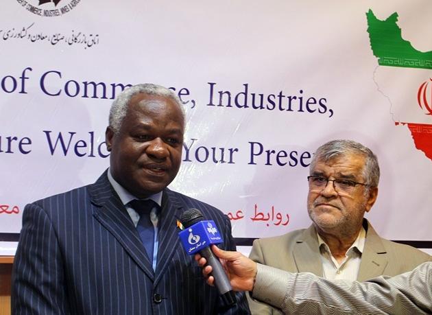 کاردار سفارت کشور ساحلعاج: آماده همکاری در حوزه راه و ساختمان با استان سمنان هستیم