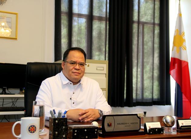 سفیر فیلیپین در ایران: روابط فیلیپین و ایران مستحکم باقی خواهند ماند و چالشهای اقتصادی الهام بخش خلق فرصت های بزرگتر هستند.