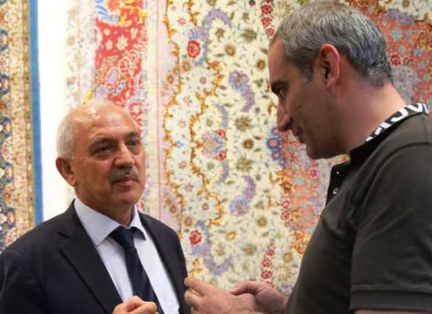 سفیر تاجیکستان: تحریم مانع صادرات کالاهای ایران نمی شود