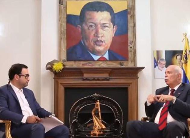 سفیر ونزوئلا در تهران: آمریکا از توان موشکی ایران میترسد