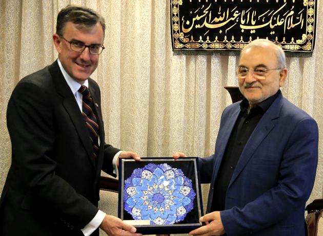 سفیر استرالیا در ایران: به دنبال توسعه روابط با ایران هستیم