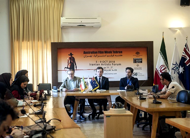 رایزن فرهنگی استرالیا در ایران: ایرانیها استرالیا را با اسکیپی میشناسد