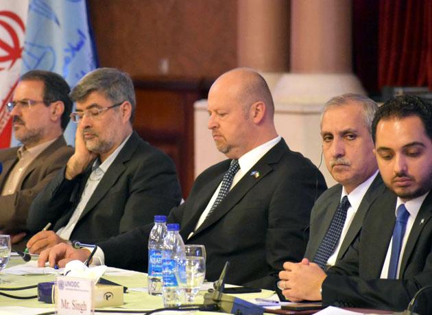 برگزاری نشست مشترک قوه قضائیه و دفتر مقابله با موادمخدر و جرم ملل متحد