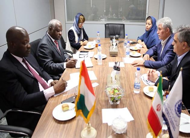 حملونقل، ساختمانسازی و دارو، زمینههای مستعد همکاری میان ایران و ساحل عاج